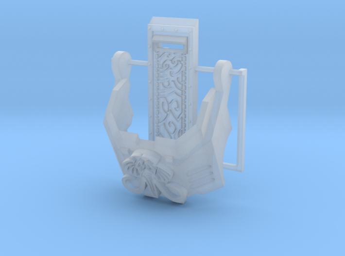 Mastodon: Redem Sarcophagus Set 3d printed