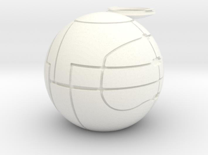 Apple of Eden Replica 3d printed
