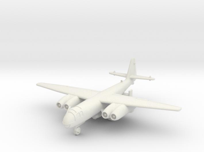(1:144) Arado Ar 234 C3 w/ Ar E.381 III (Gear down 3d printed