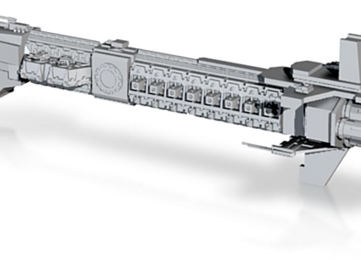 Adeptus Mechanicus Capital Ship - Concept A 3d printed
