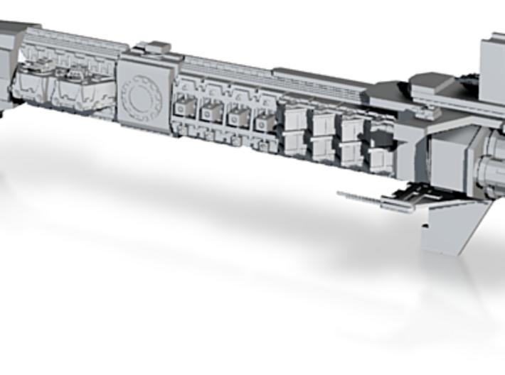 Adeptus Mechanicus Capital Ship - Concept E 3d printed