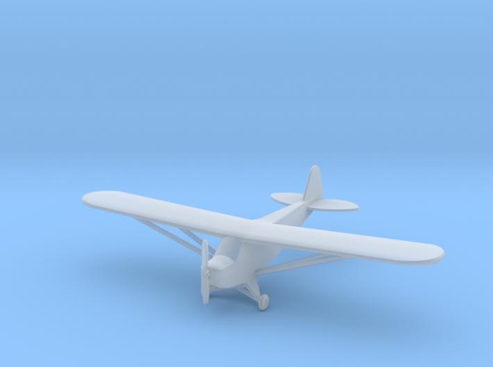 Piper J3 Cub - 1:200scale 3d printed