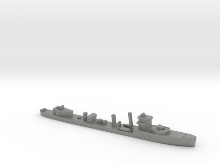 HMS Vega 1:2400 WW2 naval destroyer 3d printed