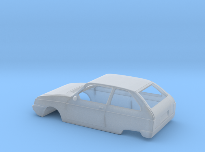 Oltcit (Citroen Axel) Body Scale 1:87 3d printed