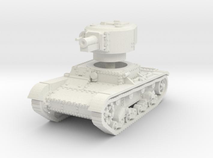 T 26 4 76mm Tank 1/87 3d printed