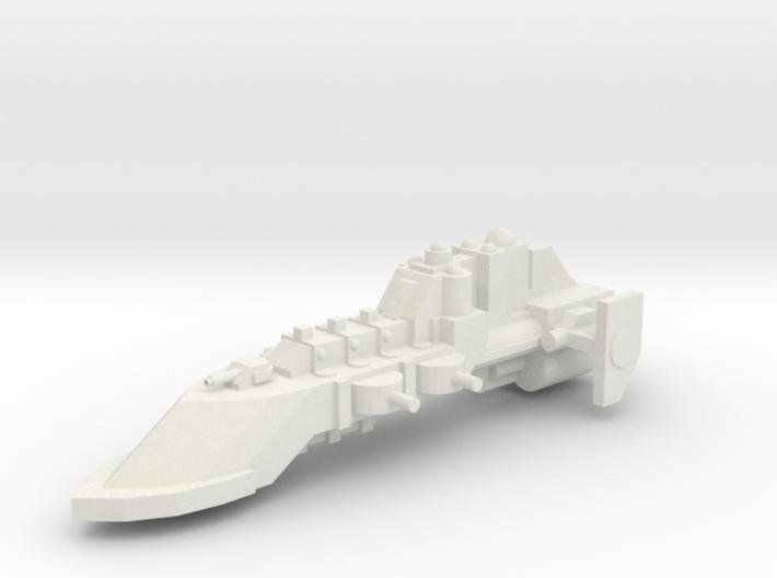 Escort - Concept 1 3d printed