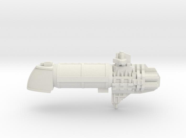 Escort Liquid / Gas Container 3d printed