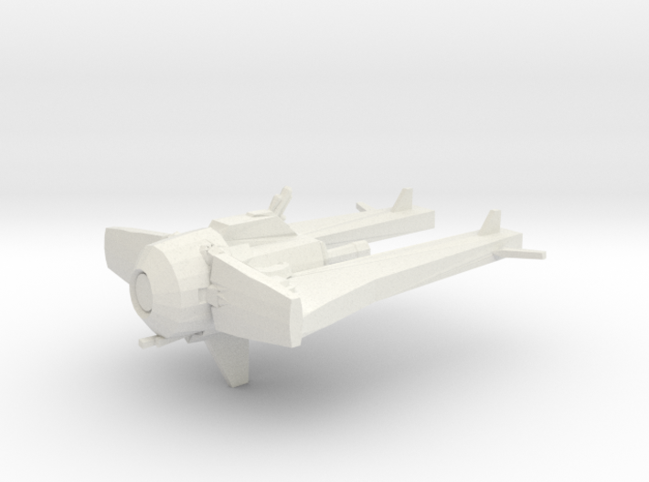 Demiurg Escort - Concept A 3d printed
