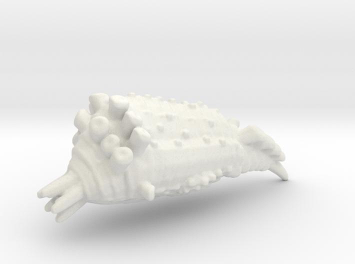 Wvurm Cruiser - Concept A 3d printed