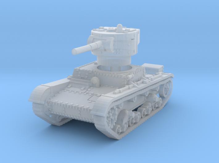 T-26B mid 1/160 3d printed