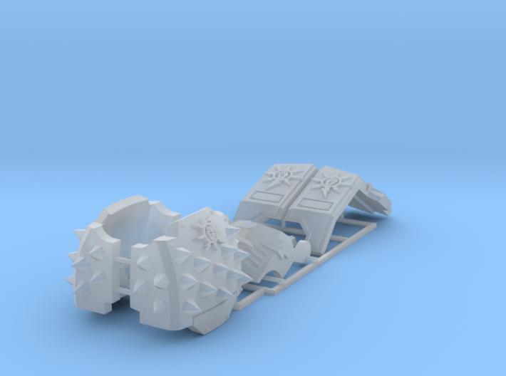 Storm Fists : Full Redem Kit 3d printed