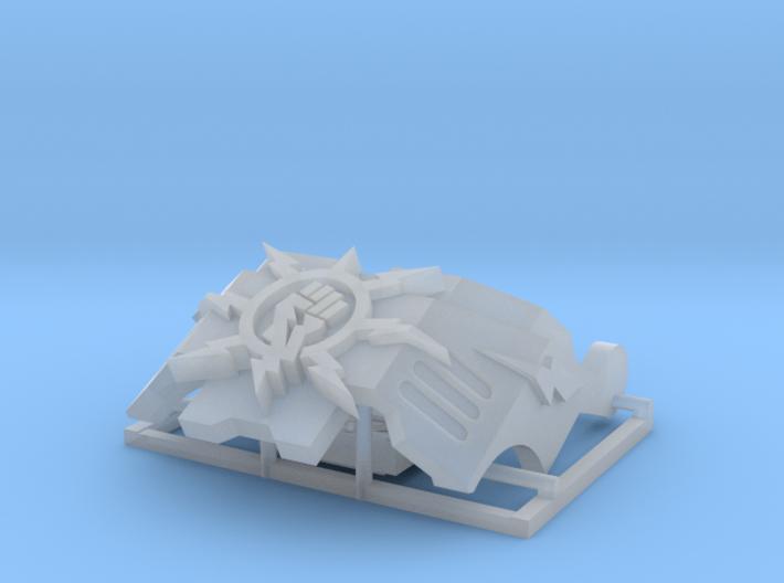 Storm Fist: Redem Sarcophagus Set 3d printed
