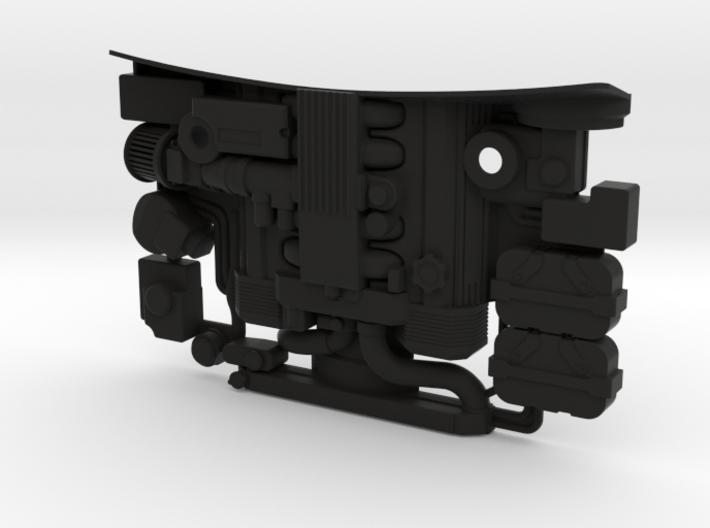 PM10004 1UZFE V8 Engine 3d printed