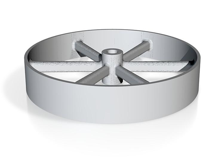 Flywheel_8ft 3d printed