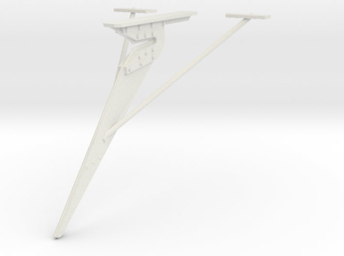 WSPS Down Vario UH-1 Bell 412/212/205 1/6 scale 3d printed