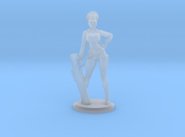 Bombshellshock Mini 3d printed
