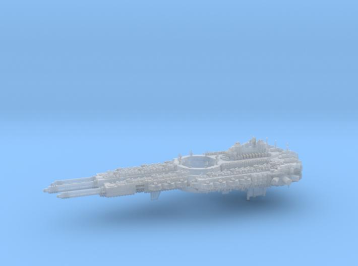 Planet Destroyer 3d printed