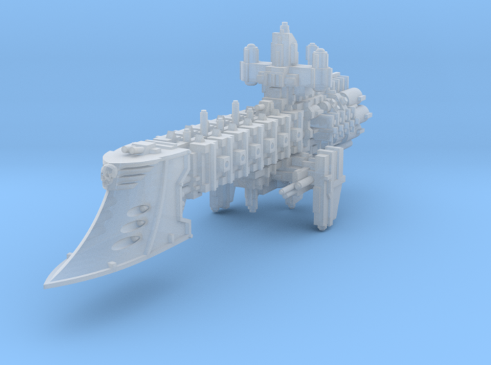 Doubtless (Variant) 1.7x 3d printed
