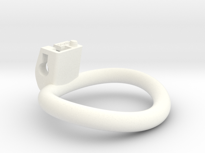 Cherry Keeper Wide Oval Ring - 51mmx42mm 3d printed