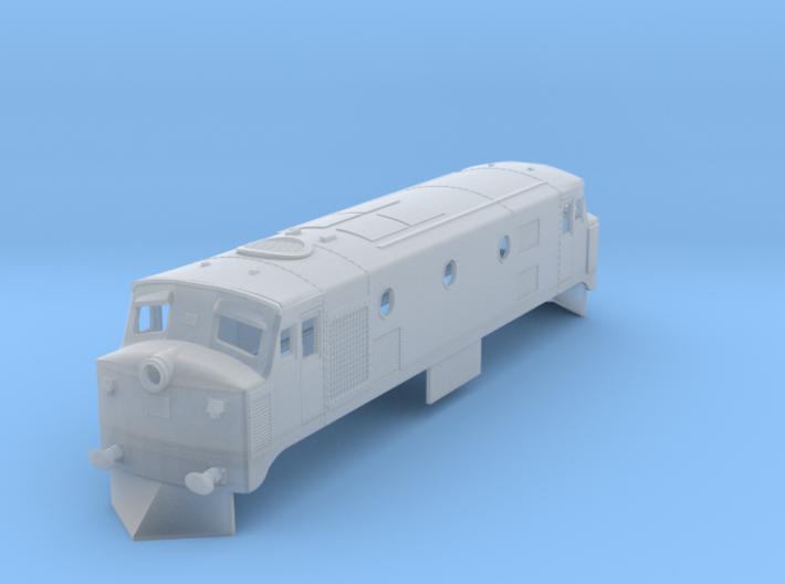 b-160fs-ceylon-m1-diesel-loco 3d printed