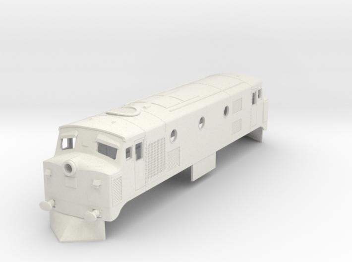 b-100-ceylon-m1-diesel-loco 3d printed