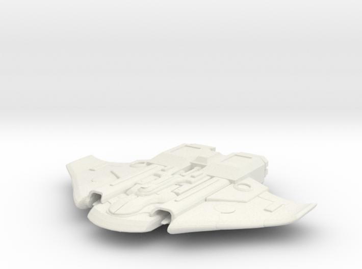 Escort - Concept B 3d printed
