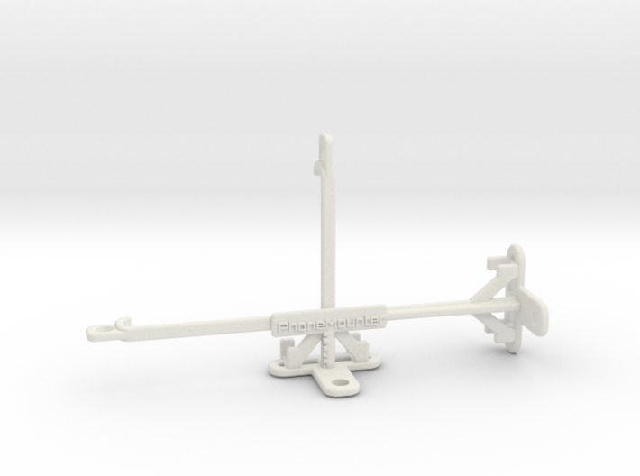 Samsung Galaxy S10e tripod & stabilizer mount 3d printed