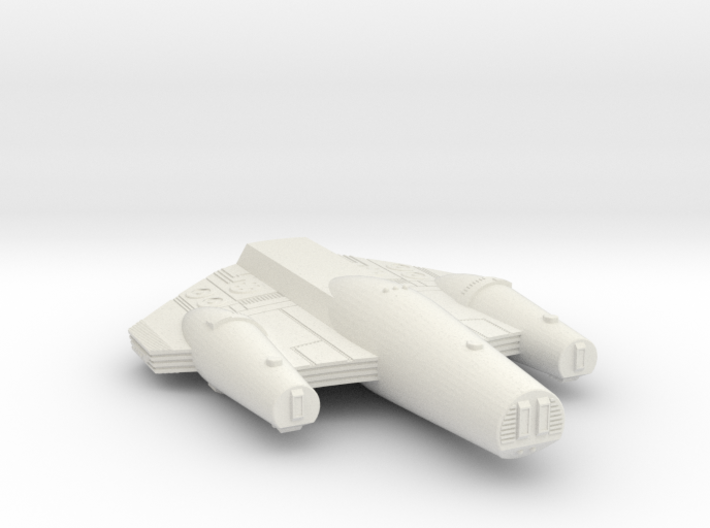 3788 Scale ISC Battleship (BB) SRZ 3d printed