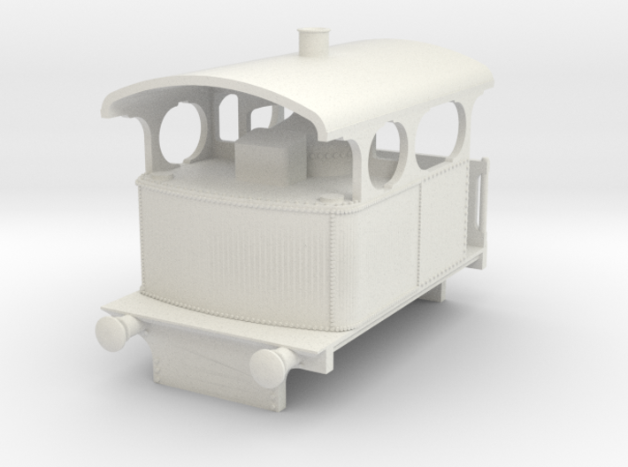b-87-cockerill-type-IV-loco 3d printed