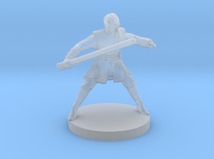 (IA) Anakin Skywalker 3d printed