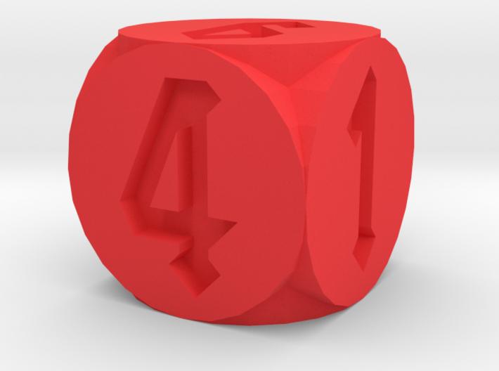 6 Cylinder D6 Horror 3d printed
