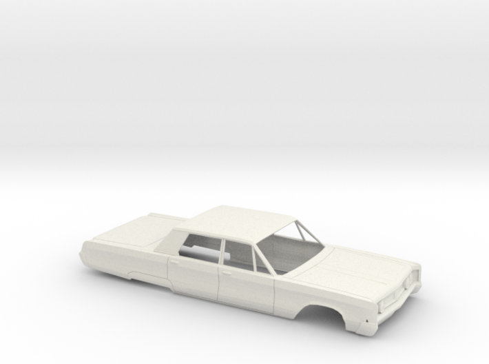 1/18 1967 Chrysler-Newport Sedan Shell 3d printed
