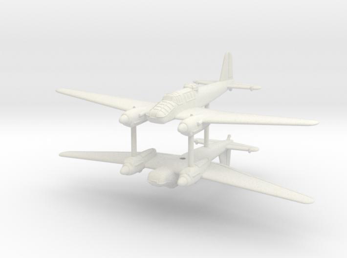 1/200 Focke-Wulf Fw-57 (x2) 3d printed