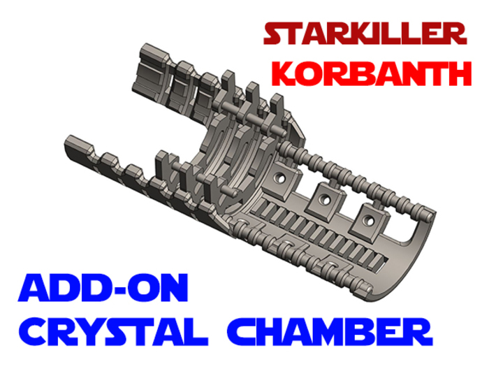 Korbanth Starkiller - CC Add-on 3d printed
