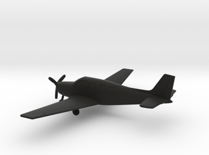 Beechcraft B36TC Bonanza 3d printed