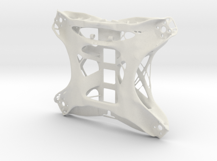 FPV Drone Chassis 2 3d printed