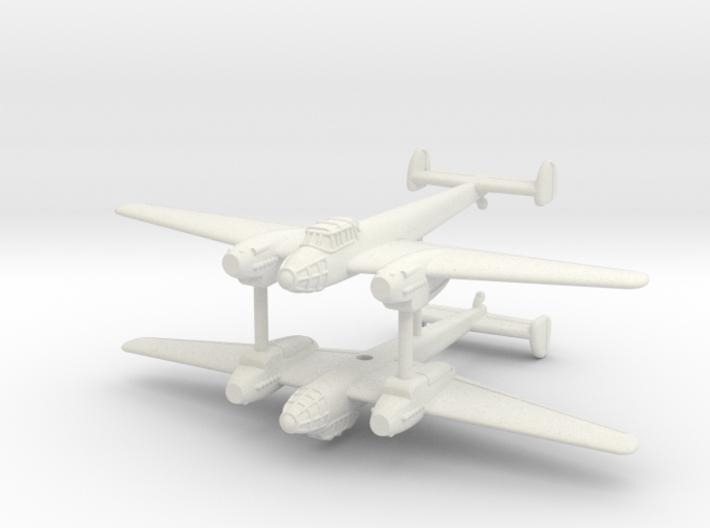 1/200 Messerschmitt Bf-162 3d printed