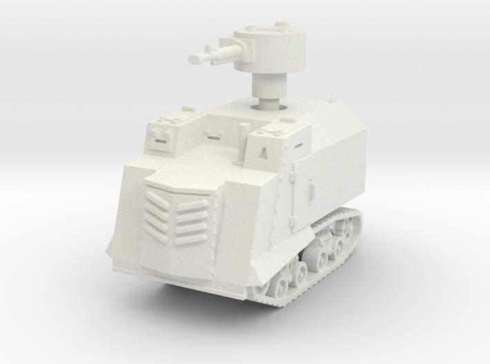 NI Odessa 2 Tank 1/87 3d printed