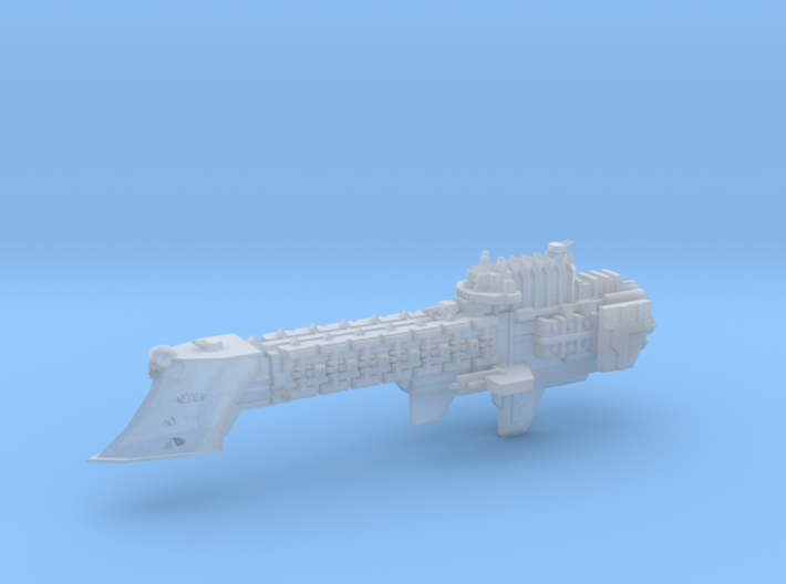 Imperial Frigate - Concept A 3d printed