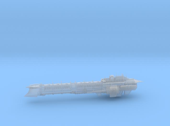 Chaos Renegade Long_ship -1 3d printed
