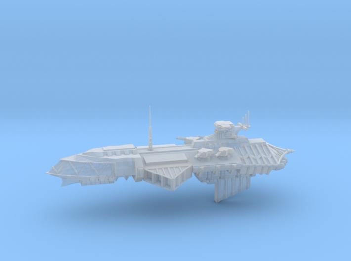 Chaos Cruiser Concept - D 3d printed