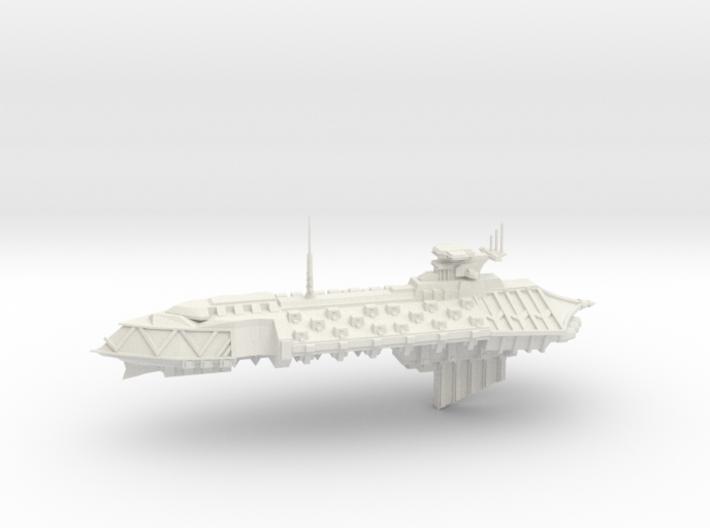 Chaos Cruiser Concept - G 3d printed