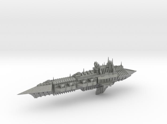 Chaos Cruiser Imperial Renegade - 4 3d printed