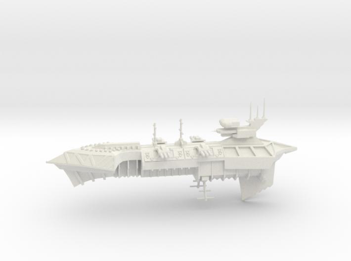Slaughter Class Cruiser 3d printed