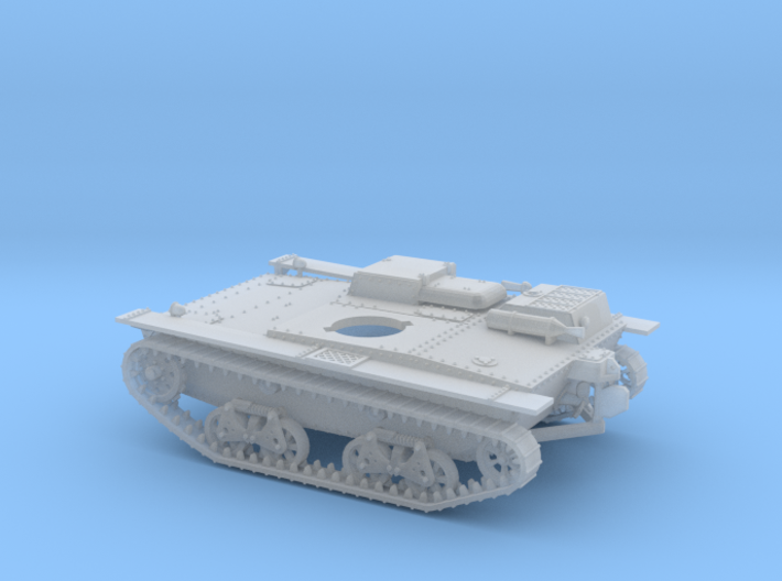 1/56th (28 mm) scale T-38T tank 3d printed