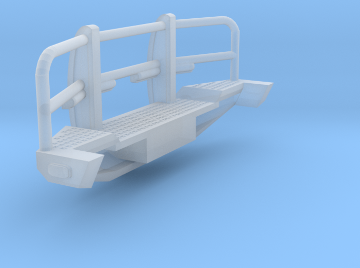 1/50th Heavy Off road truck Bumper 8' wide 3d printed