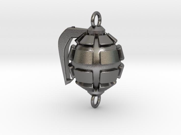 Bakugo's Grenade Gauntlets Charm 3d printed