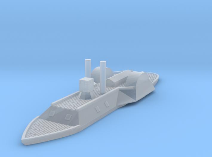 1/1200 USS Eastport 3d printed