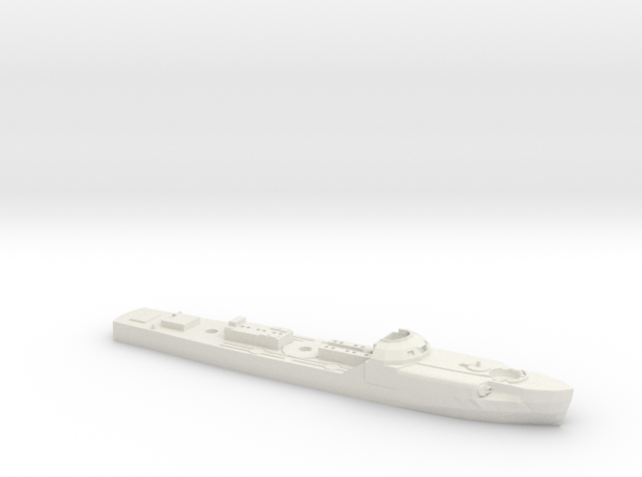 S-100 Schnellboot 1/300th Scale 3d printed