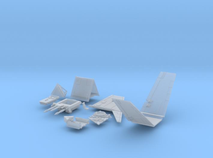 Incom T-16 Skyhopper #101 3d printed